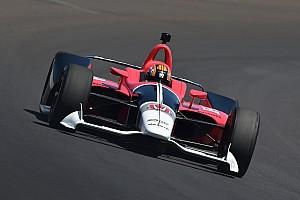 IndyCar Noticias Positivas conclusiones de Servià y Montoya sobre el nuevo coche de IndyCar