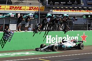 F1 比赛报告 意大利大奖赛:汉密尔顿统治夺冠,首度领跑积分