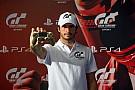 eSports Карлос Сайнс став послом GT Sport
