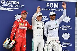 F1 Reporte de calificación La parrilla de salida del GP de Austria F1