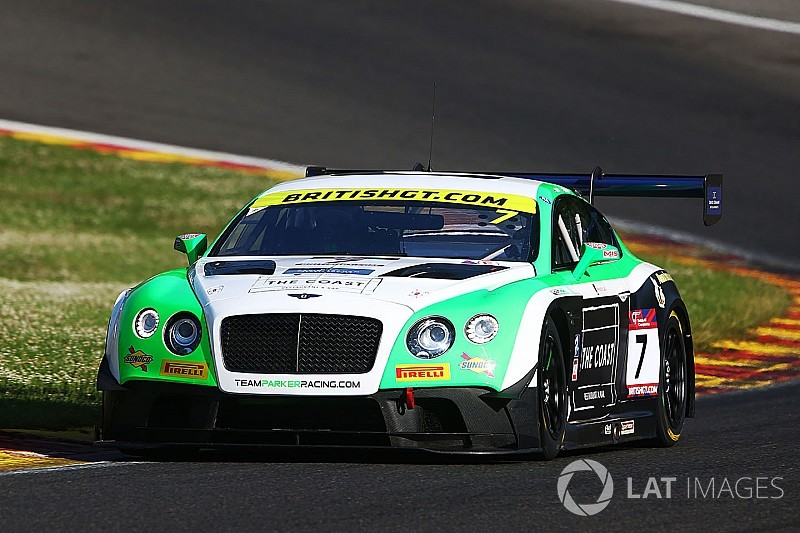 Taylor-Smith makes Blancpain GT switch with Bentley