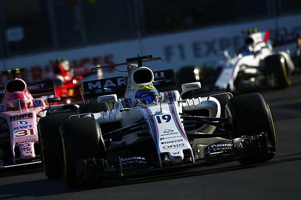 Формула 1 Новость Лоу: Масса выиграл бы гонку в Баку, но подвела команда