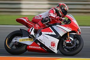 CEV Race report CEV Moto2 Albacete: Syahrin menang, Dimas finis keenam