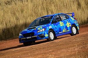 Other rally Breaking news Factory PRC-spec Subaru begins testing in Australia