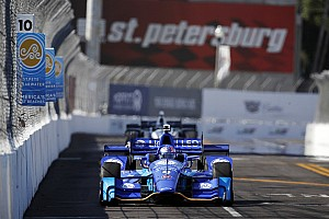 IndyCar Practice report St Pete IndyCar: Dixon leads Hinchcliffe in third practice