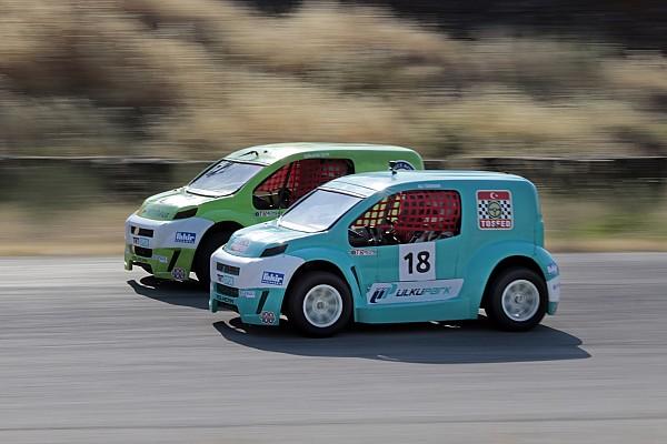 Volkicar sezonunun ikinci yarışı İzmir'de