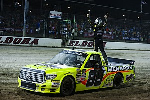 NASCAR Truck Breaking news Matt Crafton looking for a second