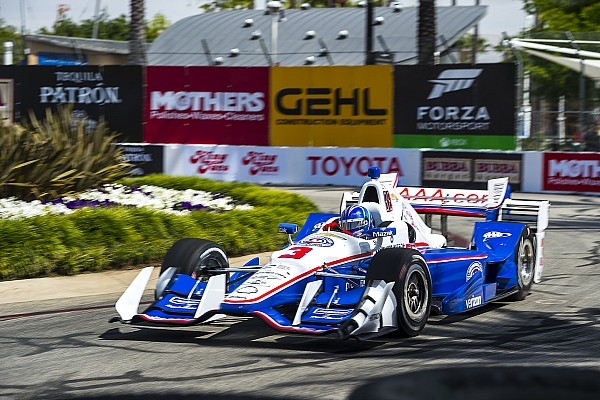 IndyCar IndyCar: 3. Long-Beach-Pole in Folge für Helio Castroneves
