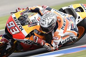 MotoGP BRÉKING MotoGP: Marquez a pole-ban Argentínában Abraham és Crutchlow előtt! Rossi 7.