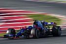 Toro Rosso confía aún en estar entre los mejores esta temporada