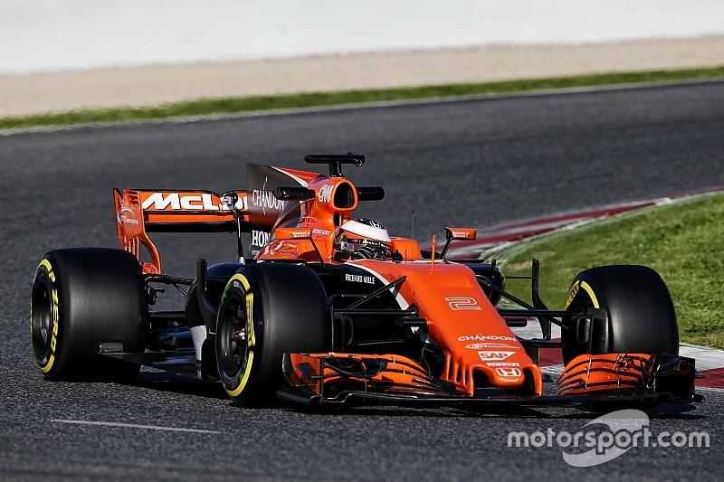 Відмова електрики знов завадила McLaren-Honda