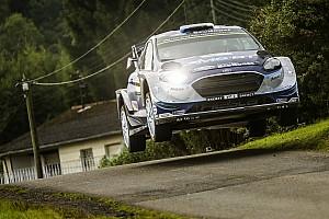 WRC Noticias de última hora Tanak desea mantenerse con M-Sport