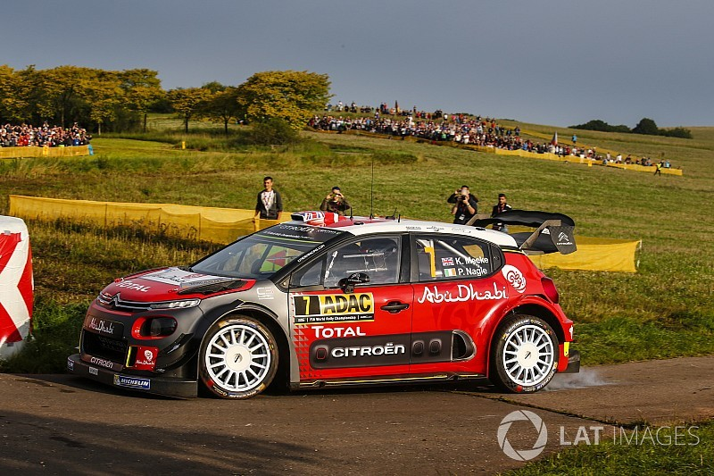 """Citroën """"pas habitué à avoir tort"""" en WRC"""
