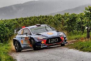 WRC Noticias Neuville se retira del Rally de Alemania