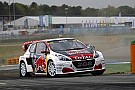 World Rallycross Hockenheim WRX: Loeb ends qualifying on top