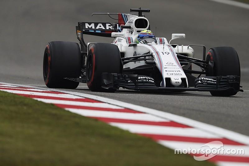 Williams lamenta su estrategia en China