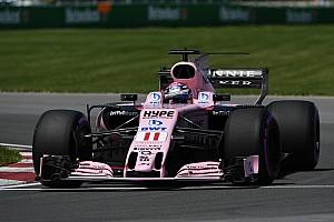 Formel 1 News F1-Team Force India denkt über Namensänderung nach