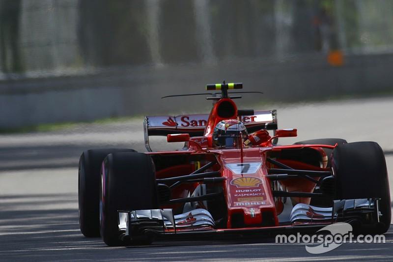Räikkönen a