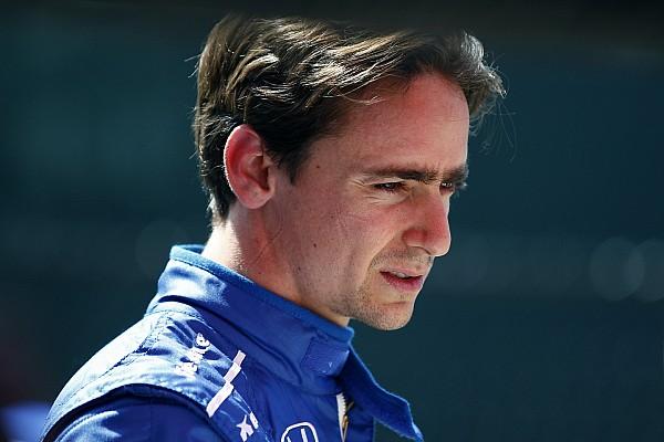 Gutierrez costretto a saltare la gara di Indycar in Texas