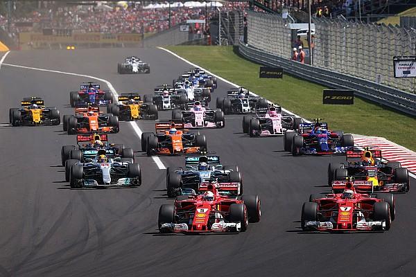 In beeld: De tussenstand in het wereldkampioenschap Formule 1