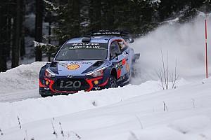 WRC Resumen de la etapa Neuville ganó en Suecia y lidera el campeonato