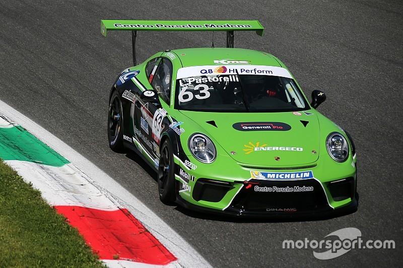 Carrera Cup Italia, Monza; Dinamic Motorsport inizia a passo di carica
