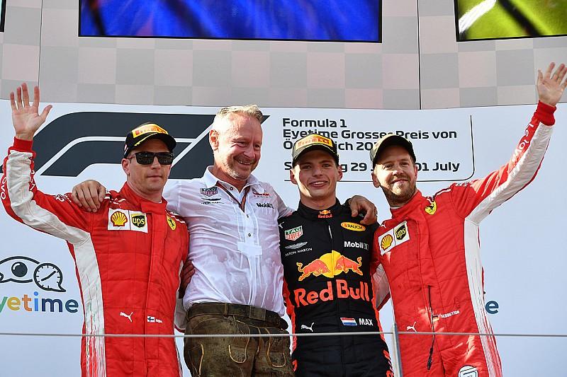 Bol olaylı Avusturya'da Verstappen kazandı, Hamilton yarış dışı kaldı!