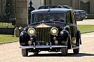 Auto La Rolls-Royce Phantom IV utilisée pour le Royal Wedding