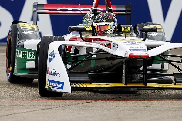Formel E Berlin 2018: Heimfans bejubeln Pole für Daniel Abt
