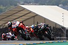 MotoGP Lorenzo: Le Mans race struggles down to