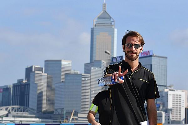 Formel E Hongkong: Jean-Eric Vergne mit Dreher zur Pole!