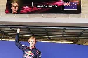 Brendon Hartley: Per Anruf zum Formel-1-Debüt in Austin