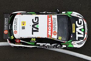 BTCC Race report Thruxton BTCC: Cook vaults from ninth to Race 2 win
