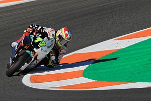 Moto2 News Moto2-Pilot Dominique Aegerter: