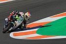 Moto2 Moto2-Pilot Dominique Aegerter:
