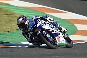 Moto3 Reporte de la carrera Martín logra su primera victoria en el Mundial, con Mir y Ramírez en el podio