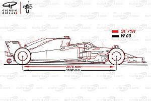 Forma-1 Elemzés Technikai elemzés: Hozzánőtt a Ferrari rövid autója a Mercedeséhez