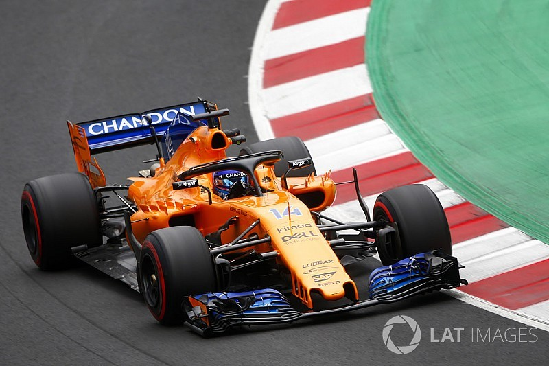 Alonso: McLaren 2018'de rekabetçi olacak