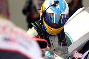 WEC Diaporama Le test LMP1 d'Alonso avec Toyota en images