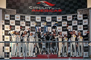 Endurance Race report 24H COTA USA: Herberth Motorsport crowned 2017 champions
