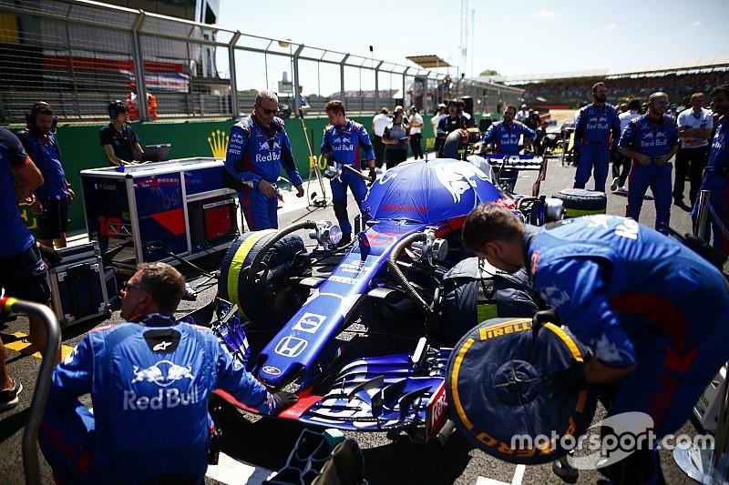 F1 teams believe tyre blankets ban could help racing