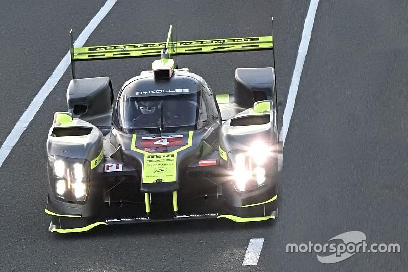"Webb ""shocked"" by LMP1 quality despite Porsche exit"