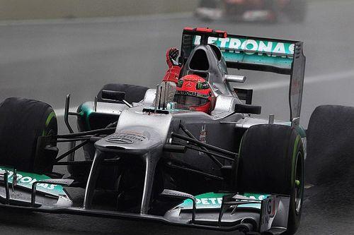 Mazzola: Schumacher olmasaydı Mercedes bu noktada olamazdı