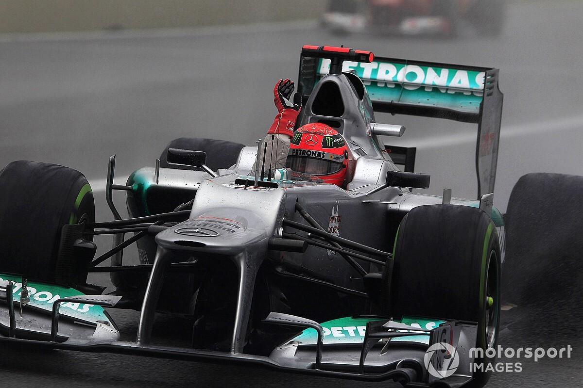 Mercedes: Батько-засновник Шумахер - ключ до нашого домінування у Формулі 1