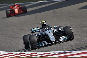 Mercedes dice que sus rivales también sufren con los neumáticos