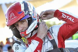 WRC Crónica de test Meeke marca el mejor tiempo en el shakedown en Córcega