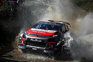WRC Crónica de test Meeke se impone en el shakedown
