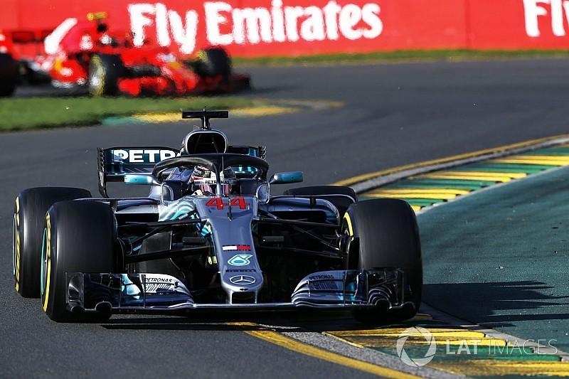 """Mercedes culpa """"problema de software"""" por derrota"""