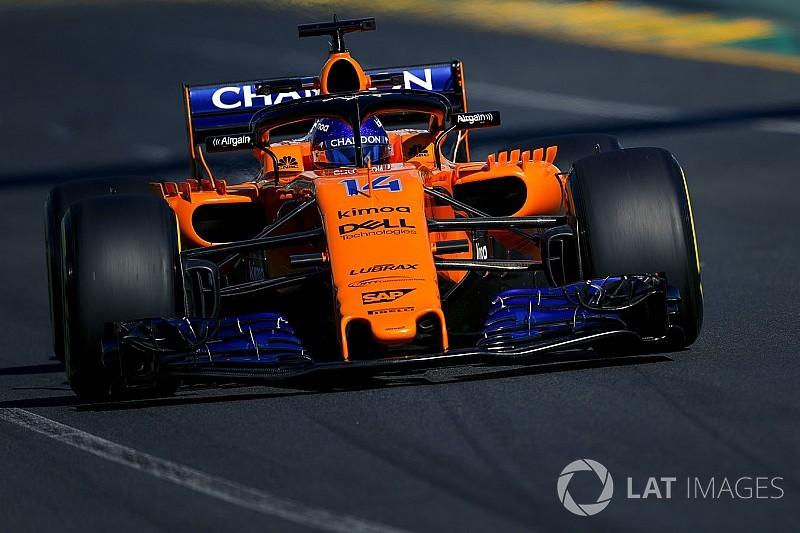 McLaren: il primo pacchetto di novità arriva in Bahrain