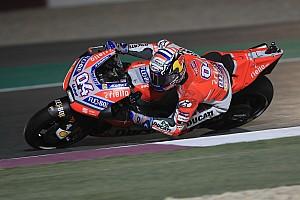 MotoGP開幕。初日はドヴィツィオーゾ最速、中上はルーキー勢トップ